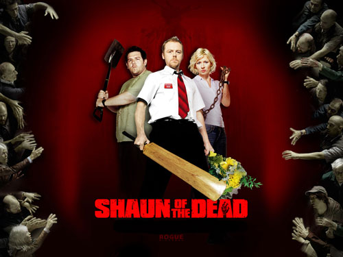 Shawn of the Dead - funny as hell!