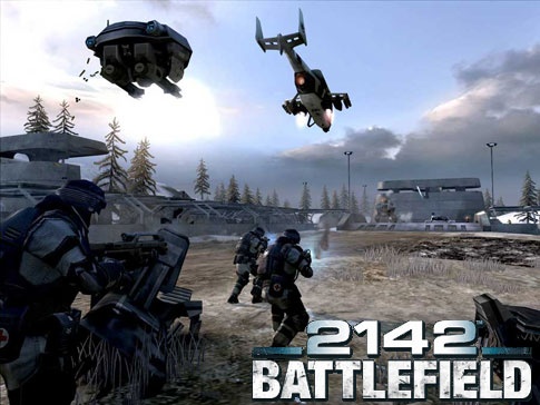 Battlefield 2142 - the mother of all games