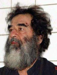 Sadam and his lovely beard