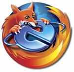 Firefox kicks IE's butt