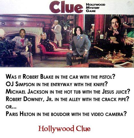 Hollywood Clue