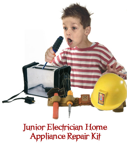 Junior Electrician Home Appliance Repiar Kit