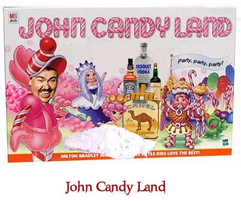 John Candy Land