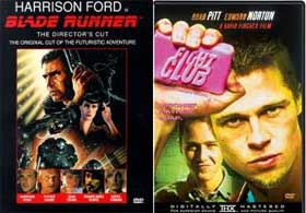 Blade Runner and Fight Club - in widescreen